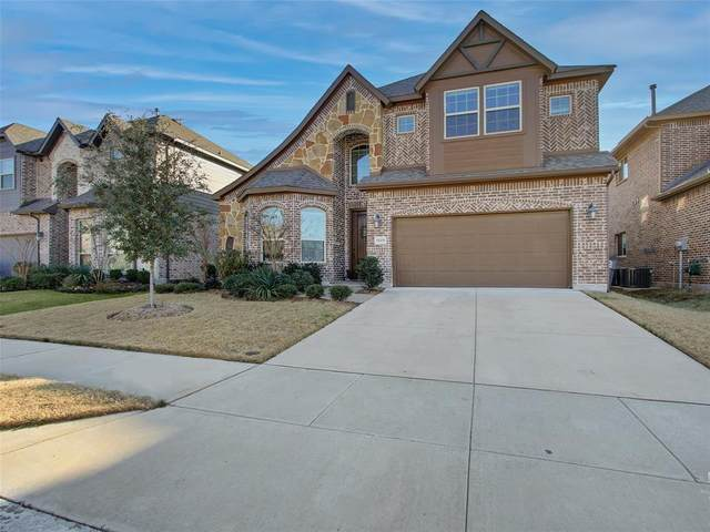 1225 Yarrow Street, Little Elm, TX 75068 (MLS #14492749) :: Real Estate By Design