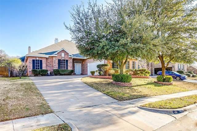 1413 Blue Gill Lane, Crowley, TX 76036 (MLS #14492766) :: The Hornburg Real Estate Group