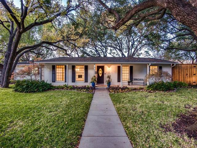 3655 Weeburn Drive, Dallas, TX 75229 (MLS #14492835) :: The Mauelshagen Group