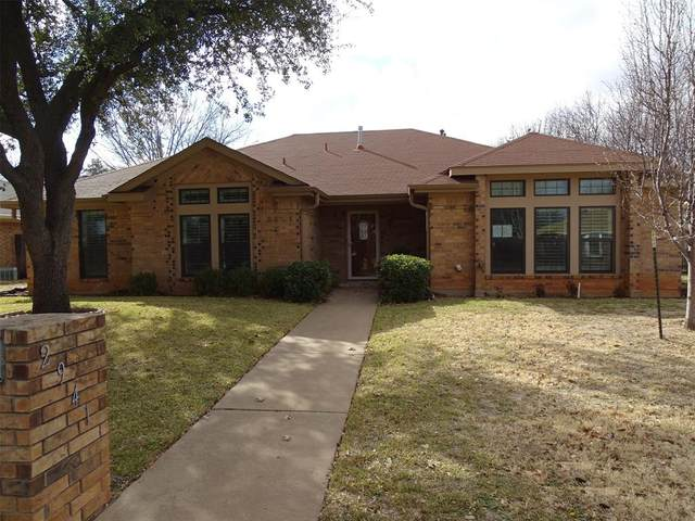 2941 Chimney Rock Road, Abilene, TX 79606 (MLS #14492906) :: The Mauelshagen Group