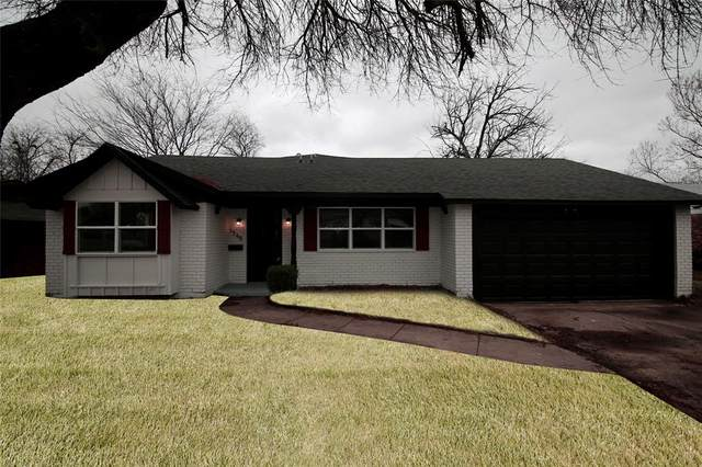 1548 Milmo Drive, Fort Worth, TX 76134 (MLS #14493049) :: EXIT Realty Elite