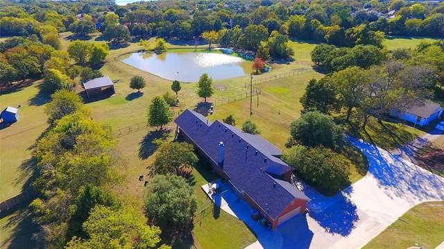580 Carlisle Drive, Lake Dallas, TX 75065 (MLS #14493054) :: Real Estate By Design