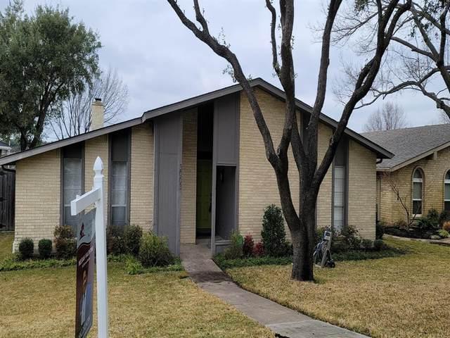 3003 Scott Mill Road, Carrollton, TX 75007 (MLS #14493119) :: The Daniel Team