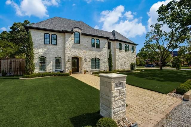 4247 Ridge Road, Dallas, TX 75229 (MLS #14493156) :: HergGroup Dallas-Fort Worth