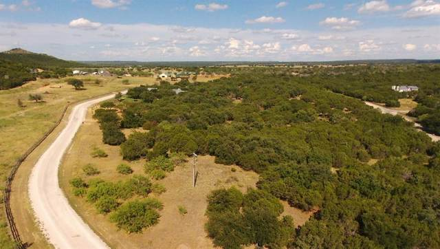 Lot M8 Keechi Trail, Possum Kingdom Lake, TX 76449 (MLS #14493189) :: The Mitchell Group