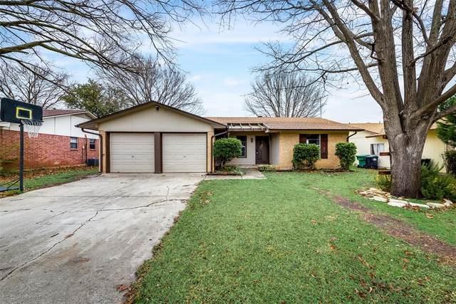 4120 Selene Drive, Denton, TX 76209 (MLS #14493203) :: The Kimberly Davis Group
