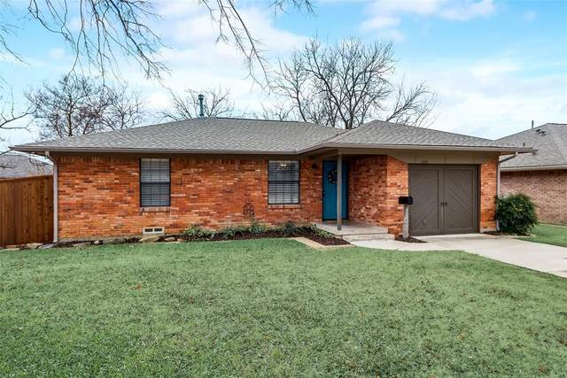 1202 10th Street, Plano, TX 75074 (MLS #14493220) :: The Mauelshagen Group