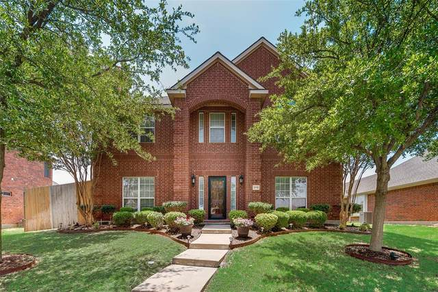 3775 Colonnade Grove Drive, Frisco, TX 75033 (MLS #14493246) :: The Kimberly Davis Group