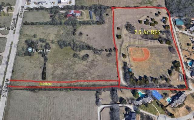 2718 N Belt Line Road, Sunnyvale, TX 75182 (MLS #14493256) :: Real Estate By Design