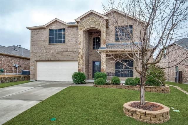 5225 Bear Valley Drive, Mckinney, TX 75071 (MLS #14493287) :: The Kimberly Davis Group