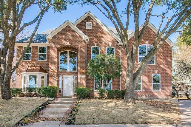 200 Sheffield Court, Southlake, TX 76092 (MLS #14493295) :: The Kimberly Davis Group
