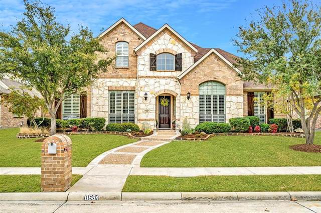 11684 Frontier, Frisco, TX 75033 (MLS #14493329) :: Robbins Real Estate Group