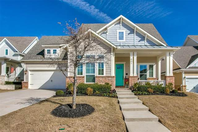 901 Mistletoe Drive, Lantana, TX 76226 (MLS #14493372) :: All Cities USA Realty