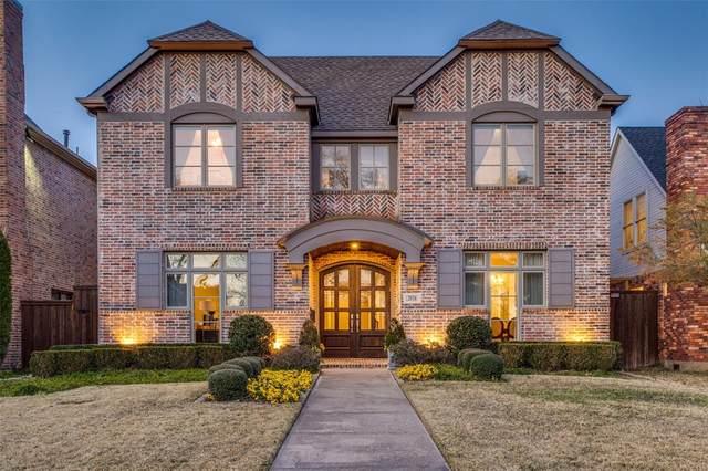 2936 Mcfarlin Boulevard, University Park, TX 75205 (MLS #14493456) :: Robbins Real Estate Group