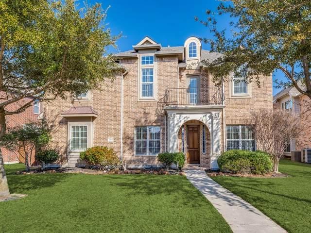 3568 Baldcypress Drive, Frisco, TX 75033 (MLS #14493493) :: The Kimberly Davis Group