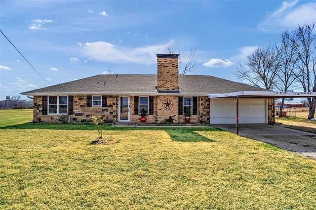 390 Sadler Road, Whitesboro, TX 76273 (MLS #14493515) :: Lyn L. Thomas Real Estate | Keller Williams Allen