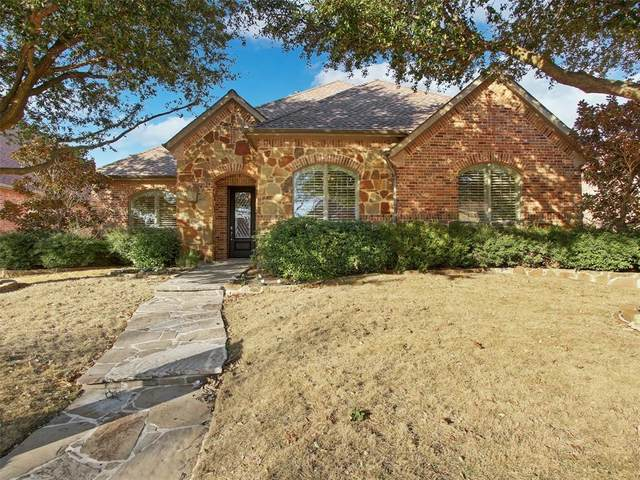 1366 San Andres Drive, Frisco, TX 75033 (MLS #14493568) :: The Kimberly Davis Group