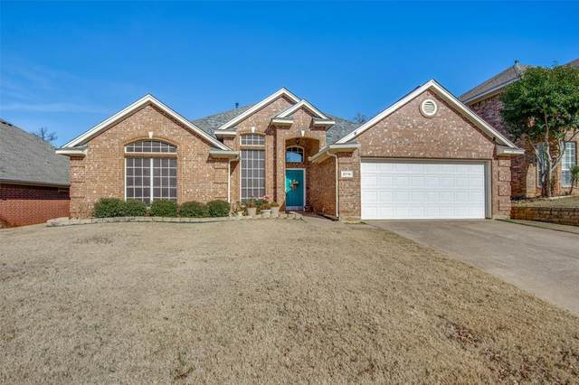 2719 Windstone Way, Corinth, TX 76210 (MLS #14493594) :: All Cities USA Realty