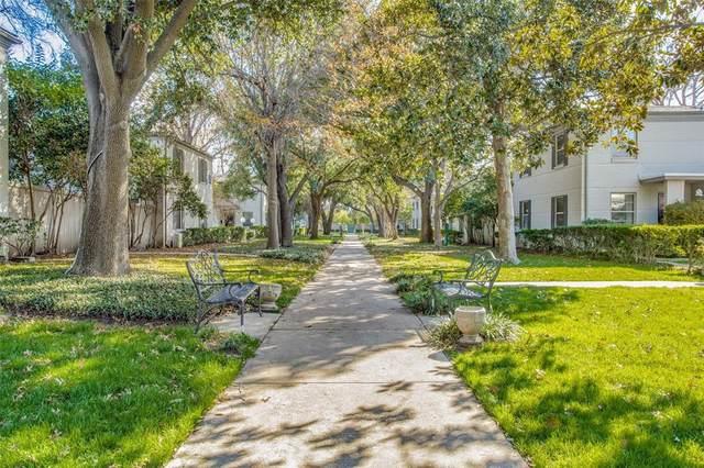 4906 N Hall Street, Dallas, TX 75235 (MLS #14493600) :: Maegan Brest | Keller Williams Realty