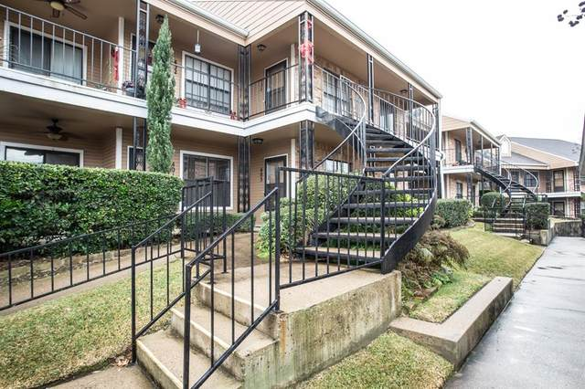 400 W South Town Drive #404, Tyler, TX 75703 (MLS #14493606) :: The Hornburg Real Estate Group
