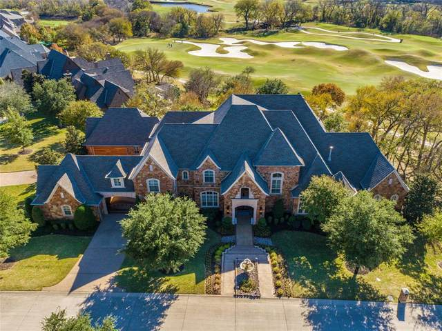 1215 Chadwick Crossing, Colleyville, TX 76092 (MLS #14493638) :: The Kimberly Davis Group