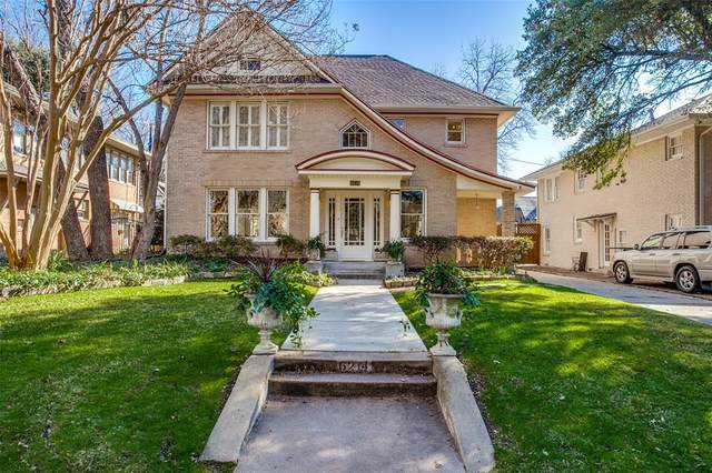6214 Bryan Parkway, Dallas, TX 75214 (MLS #14493685) :: RE/MAX Landmark