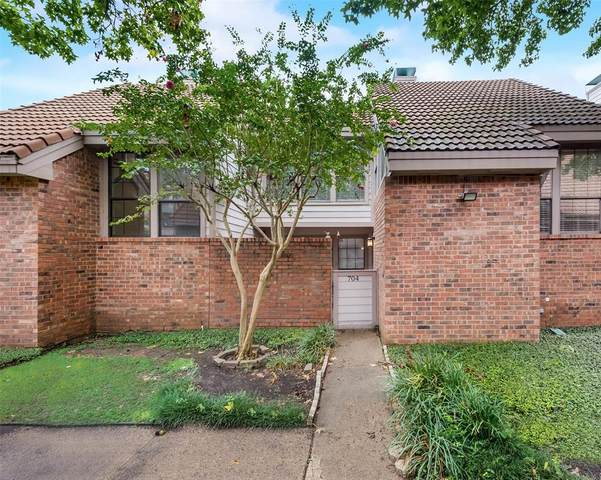 18240 Midway Road #704, Dallas, TX 75287 (MLS #14493707) :: Premier Properties Group of Keller Williams Realty