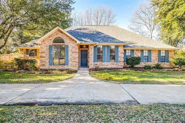 2628 Castle Road, Burleson, TX 76028 (MLS #14493779) :: The Kimberly Davis Group