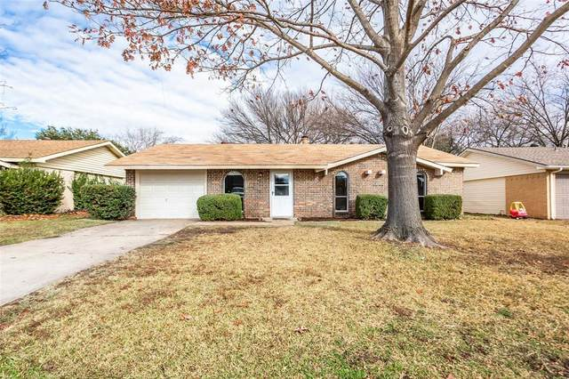 1713 Lorraine Drive, Plano, TX 75074 (MLS #14493854) :: The Mauelshagen Group