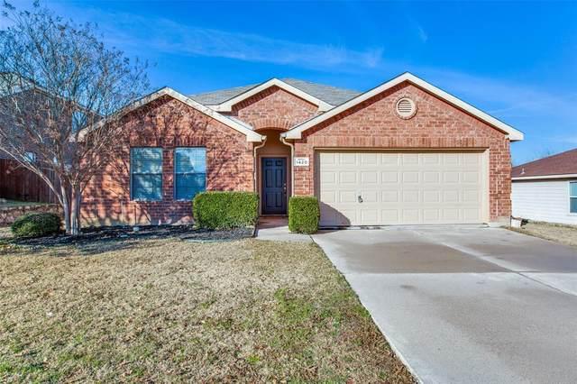 1420 Eufemia Drive, Denton, TX 76207 (MLS #14493868) :: The Kimberly Davis Group