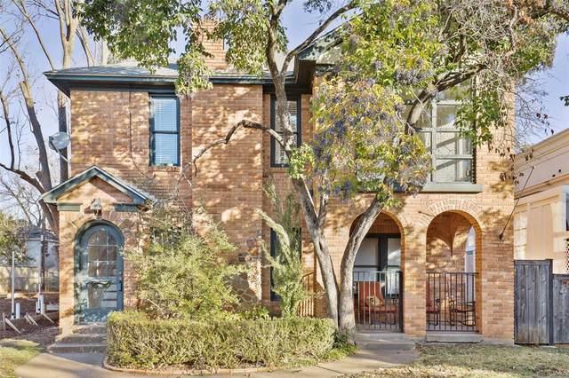 4011 Hawthorne Avenue, Dallas, TX 75219 (MLS #14493928) :: Front Real Estate Co.