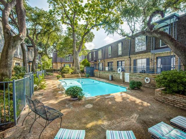 5014 Les Chateaux Drive #230, Dallas, TX 75235 (MLS #14493933) :: The Kimberly Davis Group