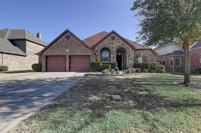 1708 Yarmouth Lane, Mansfield, TX 76063 (MLS #14493964) :: Real Estate By Design