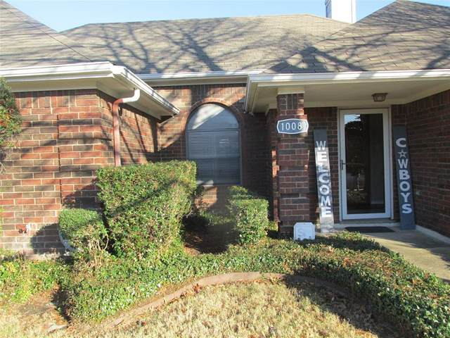 1008 Micarta Drive, Mesquite, TX 75181 (MLS #14494024) :: The Heyl Group at Keller Williams