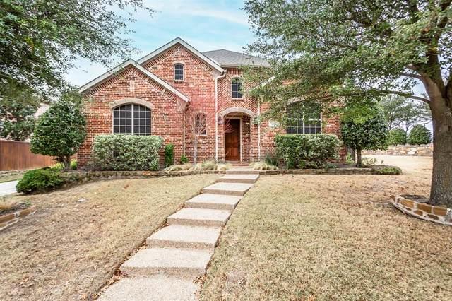 2123 Moss Glen Lane, Allen, TX 75013 (MLS #14494041) :: The Kimberly Davis Group