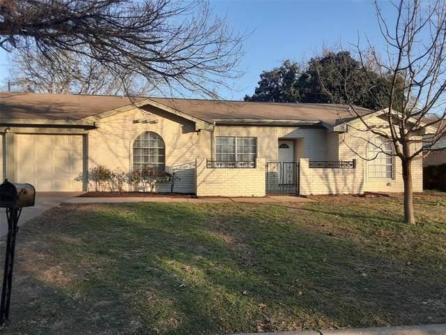 3740 Holland Drive, North Richland Hills, TX 76180 (MLS #14494072) :: The Mauelshagen Group
