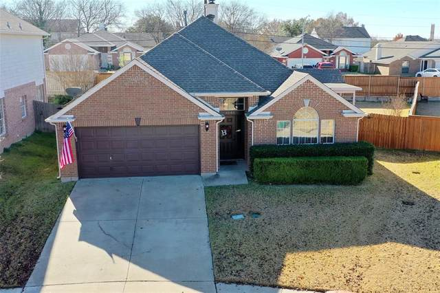4644 Park Bend Drive, Fort Worth, TX 76137 (MLS #14494077) :: The Mauelshagen Group