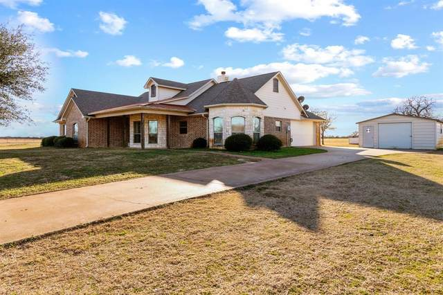 10151 Aaron, Eustace, TX 75124 (MLS #14494126) :: Real Estate By Design