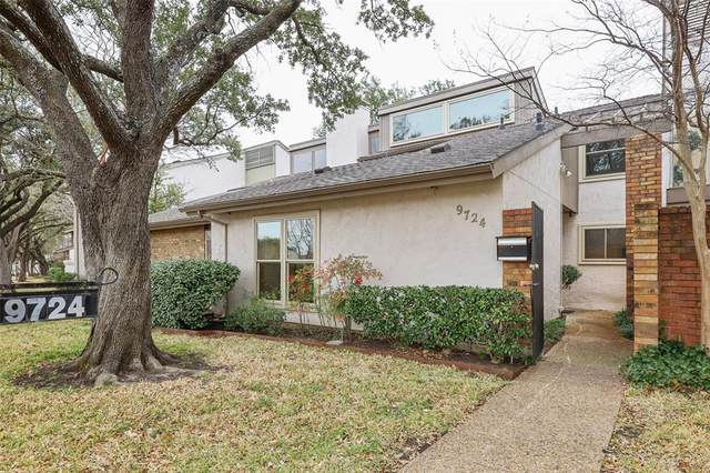 9724 Amberton Parkway, Dallas, TX 75243 (MLS #14494244) :: All Cities USA Realty