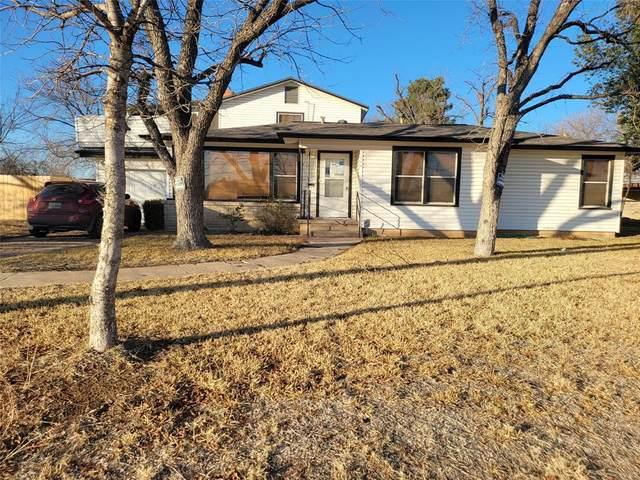 718 En 10th Street, Abilene, TX 79601 (MLS #14494265) :: The Mauelshagen Group
