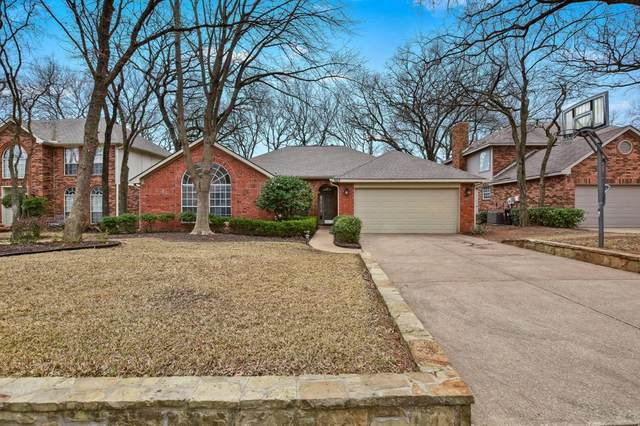 505 Woodhill Court, Grapevine, TX 76051 (MLS #14494306) :: Front Real Estate Co.