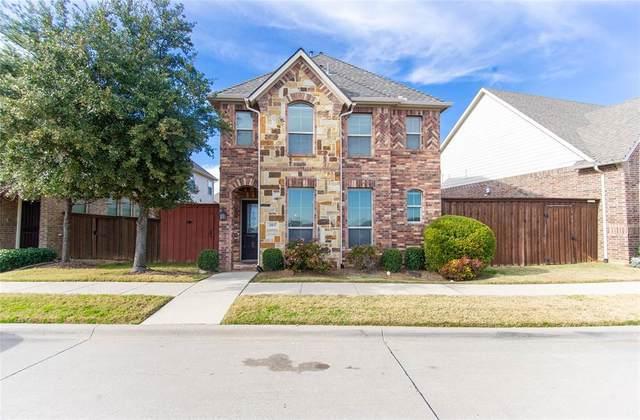 203 Carrington Lane, Lewisville, TX 75067 (MLS #14494313) :: Lyn L. Thomas Real Estate | Keller Williams Allen