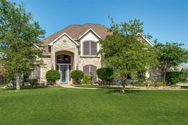 960 Fox Bend Way, Prosper, TX 75078 (MLS #14494380) :: The Good Home Team
