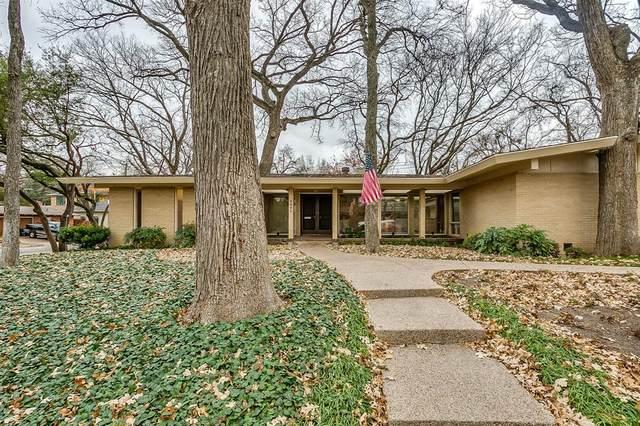 3901 Glenwood Drive, Fort Worth, TX 76109 (MLS #14494403) :: The Mauelshagen Group