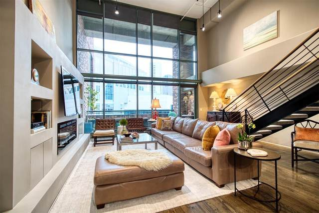 1999 Mckinney Avenue #1805, Dallas, TX 75201 (MLS #14494458) :: The Hornburg Real Estate Group
