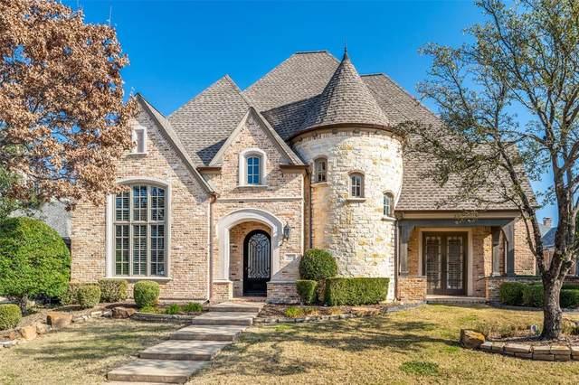 5952 Aberdeen Place, Frisco, TX 75034 (MLS #14494472) :: Trinity Premier Properties