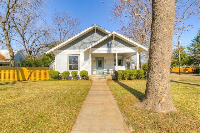 302 W Wilson Street, Cleburne, TX 76033 (MLS #14494513) :: The Rhodes Team