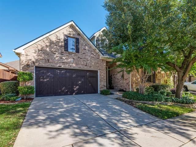 2202 Eagles Nest Drive, Euless, TX 76039 (MLS #14494529) :: Maegan Brest   Keller Williams Realty