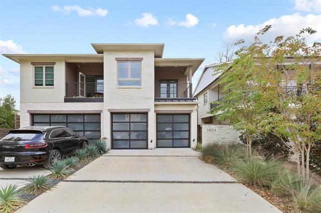 5624 Longview Street, Dallas, TX 75206 (MLS #14494599) :: Post Oak Realty