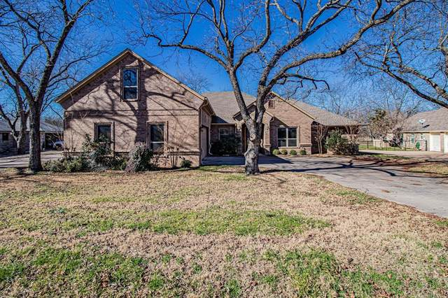 8713 S Monticello Circle, Granbury, TX 76049 (MLS #14494625) :: Premier Properties Group of Keller Williams Realty